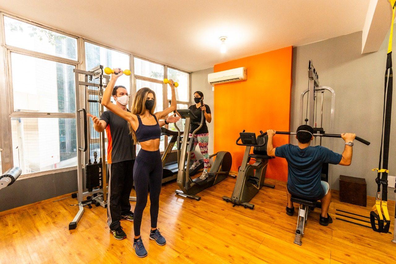 Personal Trainer Estúdio Qualivida